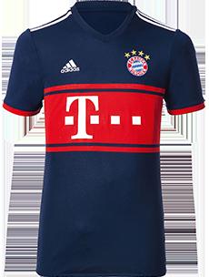 Trikot FC Bayern Away