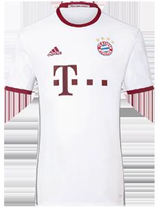 Trikot FC Bayern CL
