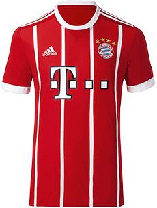 Trikot FC Bayern Home