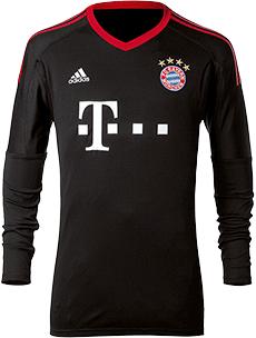 Trickot FC Bayern Torwart